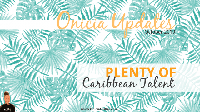 plenty of talent | caribbean comedian onicia muller