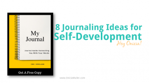 journaling ideas self development - iris kirkland