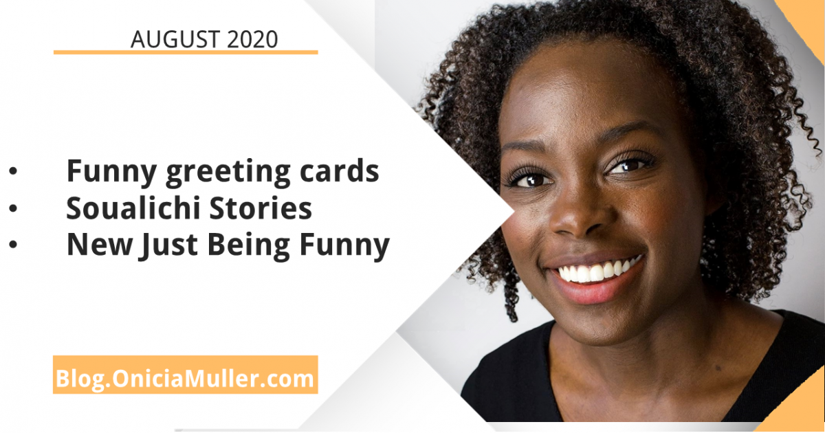 funny greeting cards - Caribbean comedy - chicago comedy