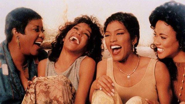 Waiting to Exhale film review - Chicago comedian - Onicia Muller